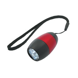 Printed Aluminum Brite Torch With Strap