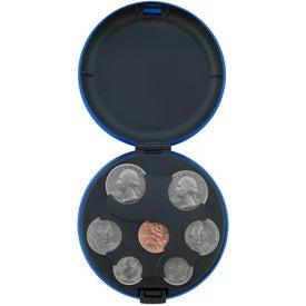 Company Aluminum Coin Holder