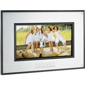 "7"" Aluminum Digital Photo Frame (1 GB)"