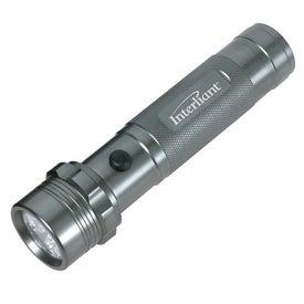 Monogrammed Aluminum Flashlight