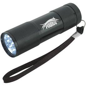 Monogrammed Aluminum Flashlights