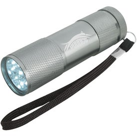 Aluminum Flashlights Imprinted with Your Logo