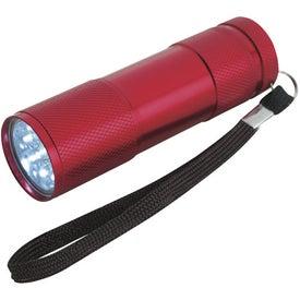 Aluminum Flashlights for Advertising