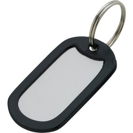 Aluminum Key Ring for Marketing