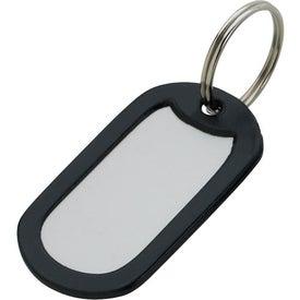 Aluminum Key Ring for Marketing