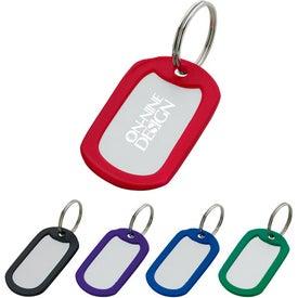 Promotional Aluminum Key Ring
