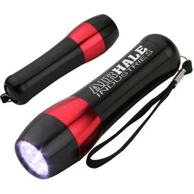 Aluminum LED Flashlights for Marketing