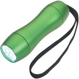 Aluminum LED Light with Strap for Advertising