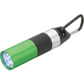 Aluminum LED Torch With Bottle Opener Giveaways