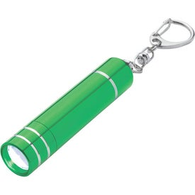 Aluminum LED Light With Key Clip for Your Company