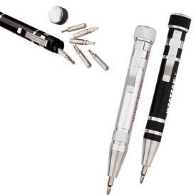 Aluminum Pen Style Tool Kit