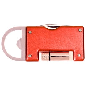 Aluminum Pocket Pal with LED Light for Customization