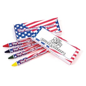 American Crayons by Prang