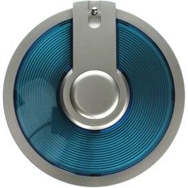 Logo AM/FM Curve Alarm Clock Radio