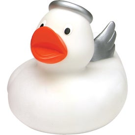 Customized Angel Rubber Duck