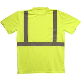 ANSI 2 Yellow Safety T-Shirt