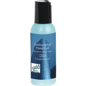 Anti-Bacterial Hand Gel (1 Oz.)