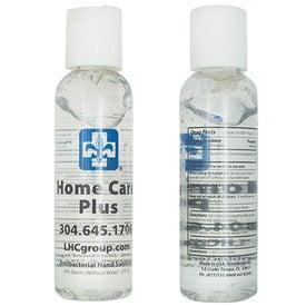 Antibacterial Hand Sanitizer (2 Oz.)