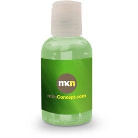 Antibacterial Hand Sanitizer for Advertising