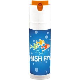 Advertising Antibacterial Hand Sanitizer Pump