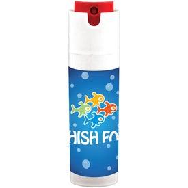 Promotional Antibacterial Hand Sanitizer Pump