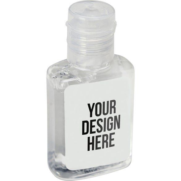 Clear Antibacterial Hand Sanitizer