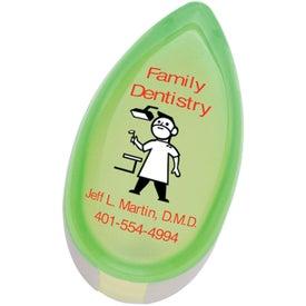 Branded Antibacterial Toothbrush Holder