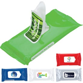 Alano Antibacterial Wet Wipe Pack