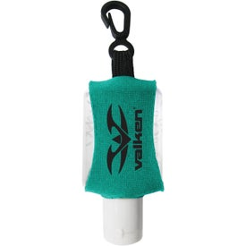 Antibacterial Hand Sanitizer with Neoprene Sleeve for your School