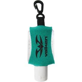 Antibacterial Hand Sanitizer with Neoprene Sleeve for your School