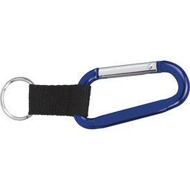 Anodized Carabiner with Your Logo