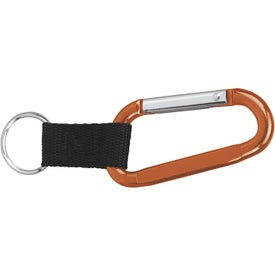 Promotional Anodized Carabiner