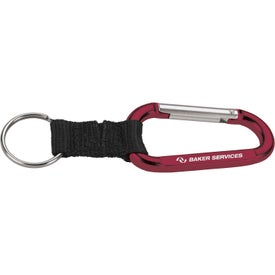 Customized Anodized Carabiner