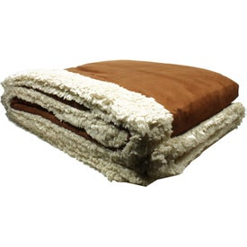 Appalachian Sherpa Blanket for Your Company