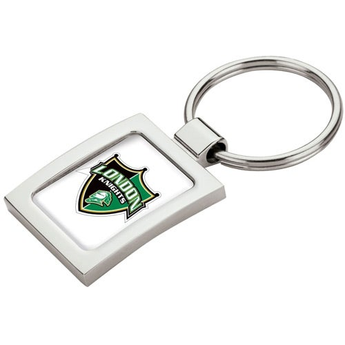 Apparier Square Keyring