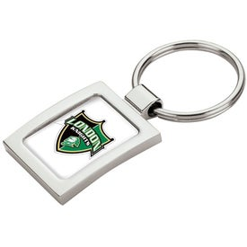 Apparier Square Keyring (Full Color)
