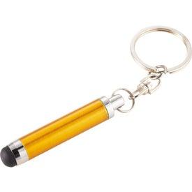 Company Aria Stylus Keychain