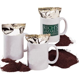 Company Arise Coffee Mug with One Pot Coffee Pack