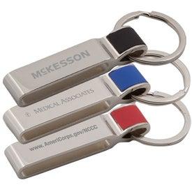 Arlington Metal Key Tag