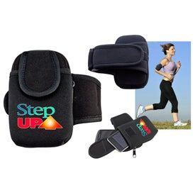 Personalized Arm Band Phone Holder