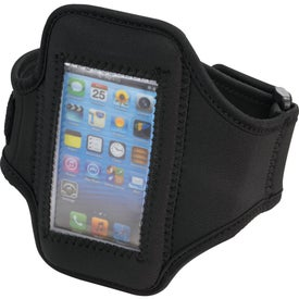 Arm Strap for iPhone 5 Printed with Your Logo