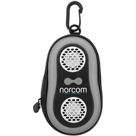 Armona Stereo Speaker Case Imprinted with Your Logo