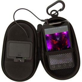 Monogrammed Armona Stereo Speaker Case