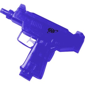 Assorted Color Uzi Water Gun with Your Slogan