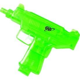 Logo Assorted Color Uzi Water Gun