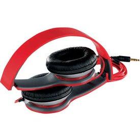 Branded Atlas Headphones