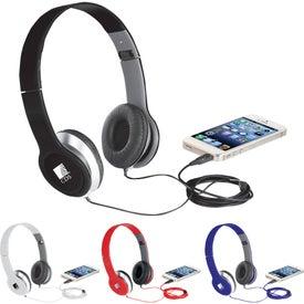 Printed Atlas Headphones