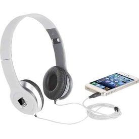Monogrammed Atlas Headphones