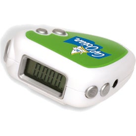 Audio Jogger Pedometer/FM Radio for Your Company
