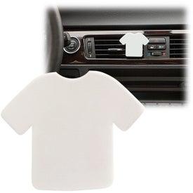 Imprinted Auto Air Vent Freshener